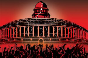 4 judges take on Chief Justice of India