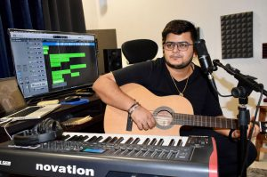 Vishal Mishra is a Mumbai-based singer and music composer