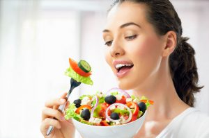 healthy diet can reduce stress
