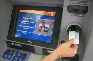withdraw money without atm card