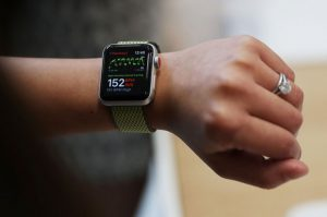 technique apple launched watch for health check