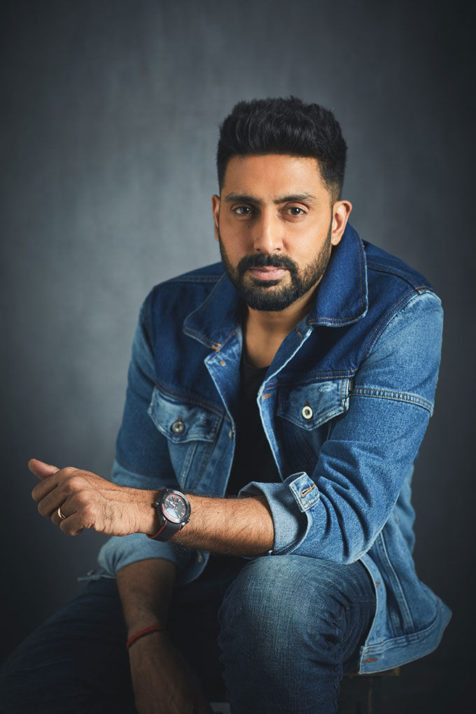 bollywood abhishek bachchan interview on sets of manmarjiyan