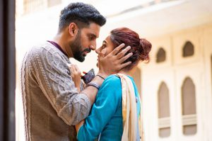 bollywood abhishek bachchan interview on sets of manmarjiyan