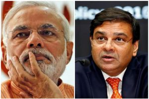 reason for the clash between rbi and government