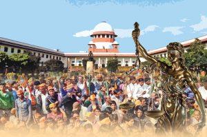 saffron mob ignoring supreme court