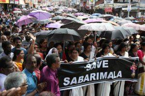 social Kerala Tense As Womens Amid Protests for sabrimala temple entrance