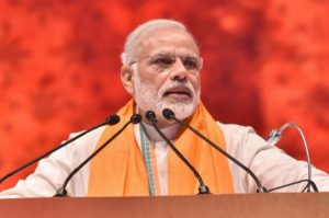 Maharashtra BJP Leader quotes PM Modi as 11th Avatar Of Lord Vishnu
