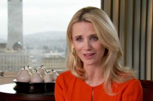 I was typecast as a trophy wife says Jennifer Siebel Newsom