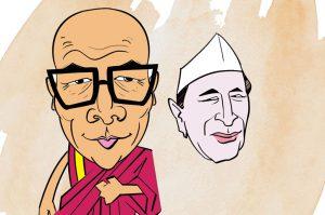 dalai lama on nehru