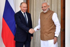 India Russia seal missile deal despite US warning