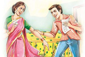 hindi story tapasya