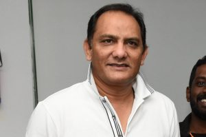 azharuddin choose to support congress