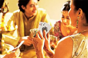 diwali and gambling culture