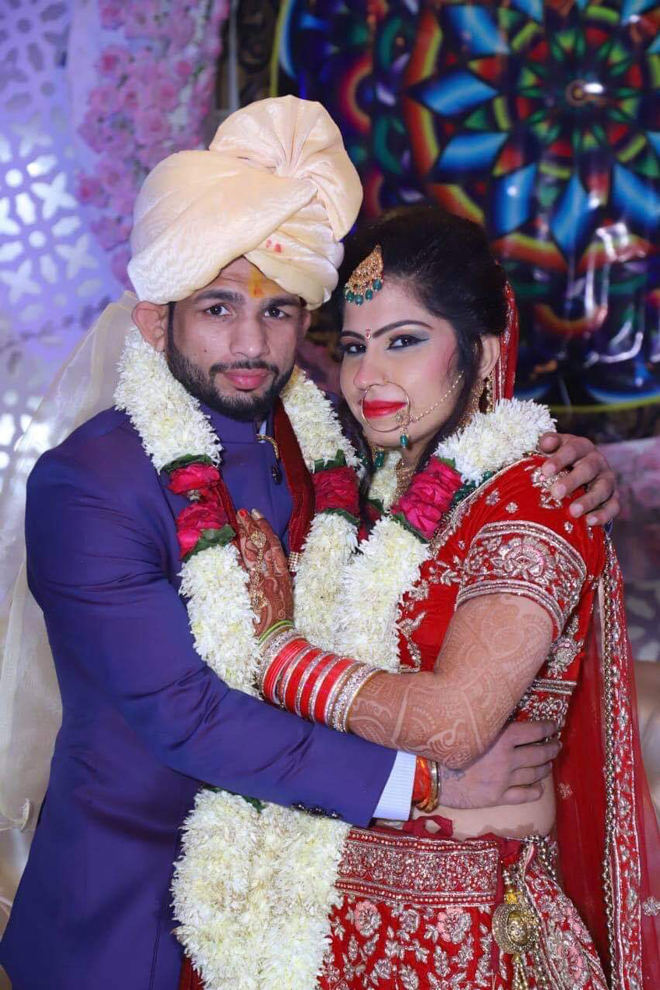 amit marriage