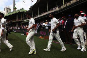 India vs Australia,India vs Australia armband,Ramakant Achrekar. Virat Kohli ...