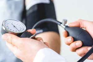 blood pressure in youth