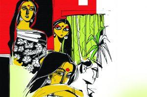 hindi story antim padaw ka shukh