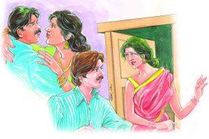 hindi story tum hi chahiye mamu
