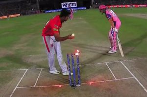 what is mankading runout