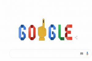 google new doodle for voting