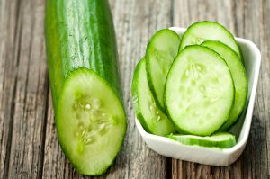 cucumber affects badly on health
