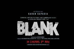 blank-