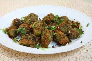 stuffed-karela-with-cheese