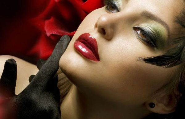 tips lipstick