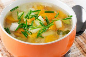 paneer-soup